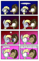 A Derpy Love Story page 10 by JoeyWaggoner