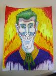 Joker Watch it Burn part16 by Poorartman