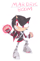 Mardric in Sonic BOOM by sonic4ever760