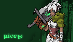Riven by sashaphanes