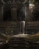 Fantasy Underground Bg 3 by Moonglowlilly