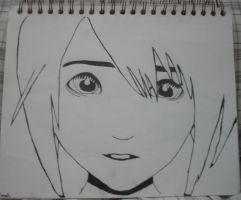 Kairi by thedrawinghamster
