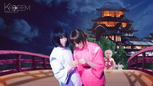 Spirited Away by KADU-OUT