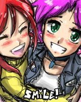 Smile From Us Both by johnjoseco