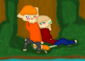 Forest love by breebree223