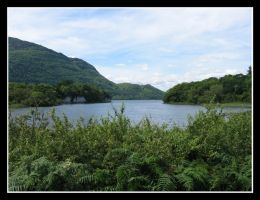 Muckross Lake by jotamyg