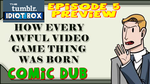 Tumblr Idiot Box Episode 5 Preview Title Card by ralphbear