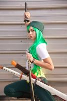 Rononoa Zoro gender by MarmeladePro