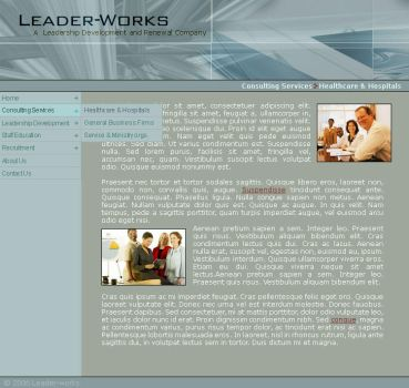 Leader - Works by mrwicked