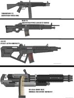Military Weapon variants JPG 8 by Marksman104