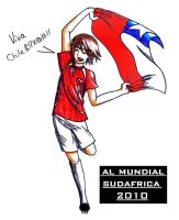 Chile al mundial by Carlitax