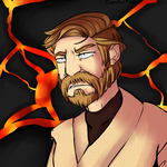 Obiwan by CannibalPixie