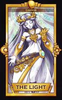 Palutena - The Light (Updated) by Quas-quas