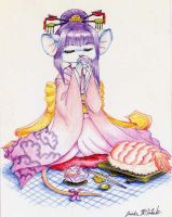 tea ceremony by devilkitten1