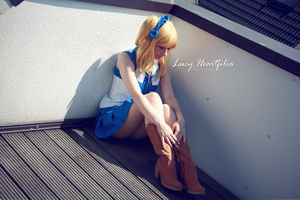 Lucy Heartfilia - Fairy Tail - Cosplay by Crazy-Kiwii