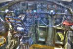 B17 Flying Fortress cockpit by PaulWeber