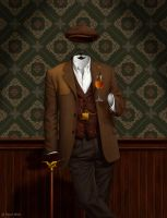 The country gentleman by ReneMilot