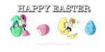 HAPPY EASTER~ by Just-a-Bud