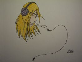 Music and Me by Smirkat