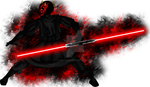 Darth Maul by Faytale
