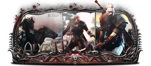 The Witcher 3- wild hunt | Sign by MaiconDesp