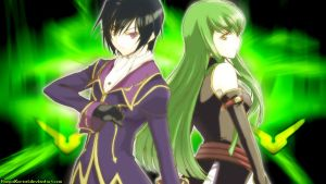 Code Geass by HanpaKureai