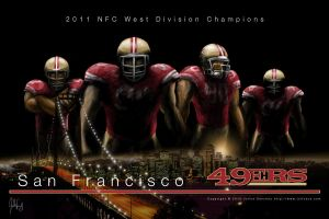 San francisco 49ers by manguy12345