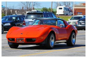A 1976 Corvette by TheMan268