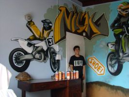 kids room commision by cade-wk
