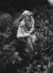 Reading statue by knifeinthewater