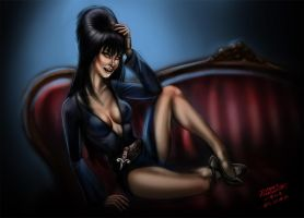 Elvira - Mistress of the Dark by jameslink