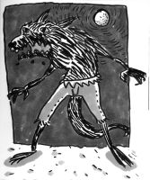 Wolfman by madtiki
