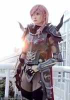 Lightning Returns Final Fantasy XIII Cosplay by AlysonTabbitha