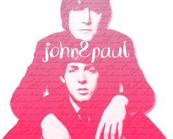 john and paul by iammeanttolive