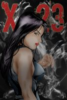 X-23 by TVC-Designs