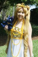 Princess Serenity Cosplay by CupcakeMassacreBear