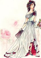 Classical Gown (CD) by Snapesdream