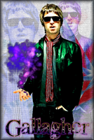 Noel Gallagher by underground-willow