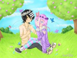 KidxCrona Spring contest. by LumiPop