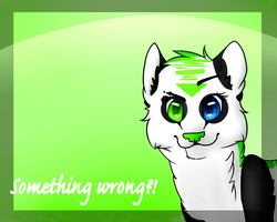 Something Wrong?! + SP by x-Blacky-x