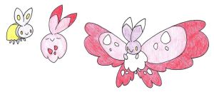 Fairy bugs ADOPTED by FrozenFeather