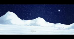 cold land by YumiKF