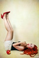 TRUE PIN UP GIRLS - Red Head 3 by Rosier-du-mal