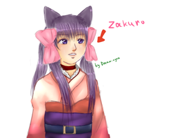 Zakuro by Dream-tyan
