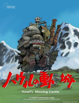 Howl's Moving Castle David Rich by Drichmind