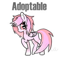 Pony Auction [CLOSED] Candy themed by AcrylliaV
