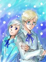 APH With Su-san by MaryIL