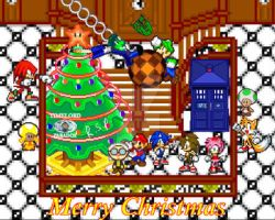 Merry Christmas 2013 by TimeLordParadox