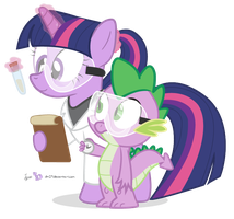 Ponies of Science - Chemistry by dm29