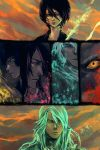 Bleach 496: Shadow Echoed by NanFe
